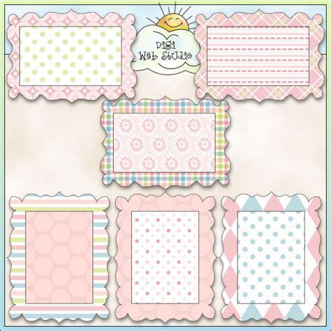 scrapbook templates baby girl frames printable חיפוש ב google printable