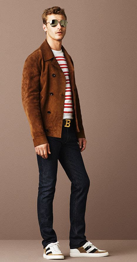 bally spring summer 2012 a touch of luxe for your closet sebastien andrieu cuts a sharp figure in military style