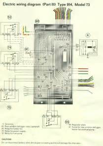 pelican parts porsche 914 electrical diagrams