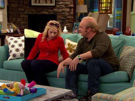 good luck charlie babys  shoes tv episode