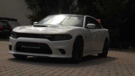 Charger Hellcat Exhaust by Dodge Charger Srt Hellcat Startup Exhaust Note