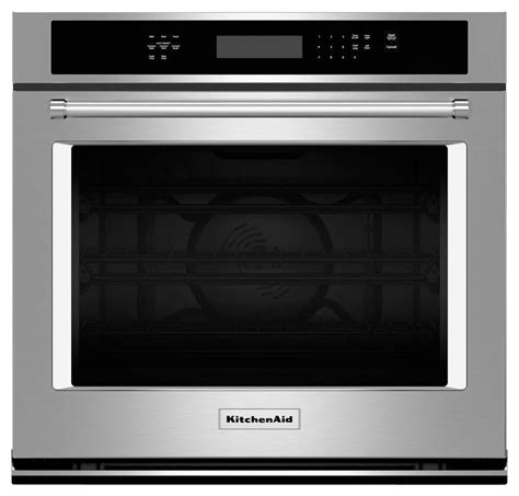 Kitchenaid 27 Quot Built In Single Electric Convection Wall