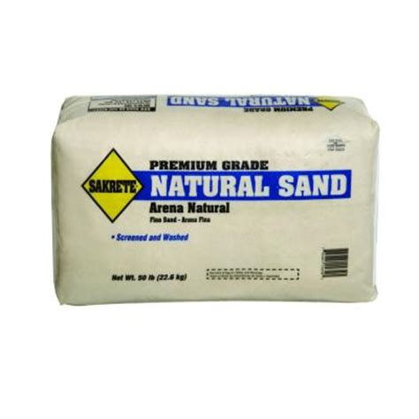 sakrete 50 lb play sand 100033813 the home depot