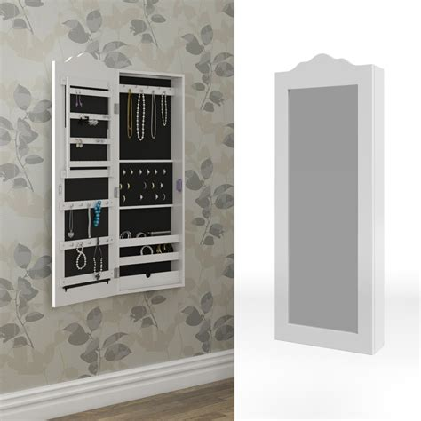 Small Mirrored Cabinet by Mirrored Cabinet Jewellery Cabinet Wall White Wall Cabinet