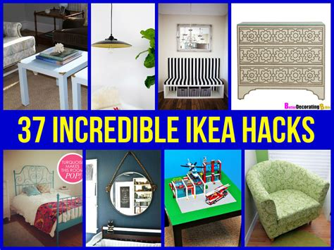 idea hacks 37 incredible ikea hacks