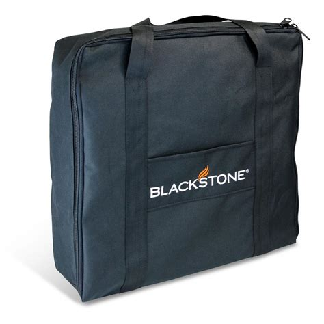 blackstone 17 table top griddle blackstone heavy duty carry bag and cover set for 17 in