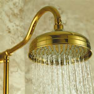 golden polished brass bathroom luxury polished brass outside bathroom shower head and faucets