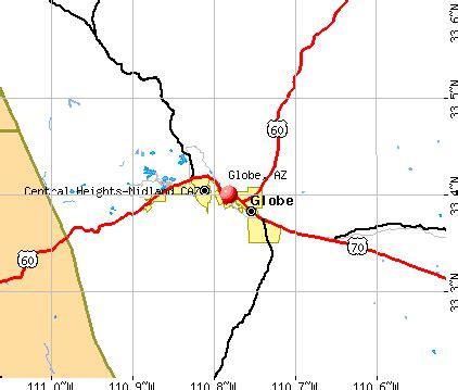 globe arizona az 85501 profile population maps real