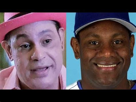 sammy sosa skin color sammy sosa bleached skin what he did revealed