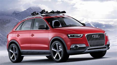Audi Zusammenstellen by Suv Modelle In Europa Autohaus De