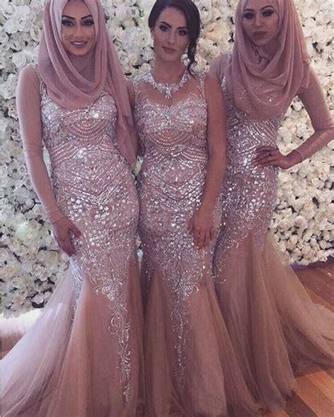 muslimah bridesmaid dresses  nigeria