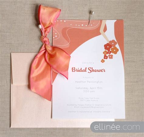 Create Bridal Shower Invitations Free by Should You Print Your Own Bridal Shower Invitations