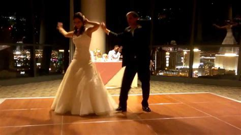 Best Father Daughter Wedding Dance Ever!   YouTube