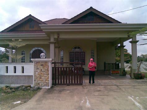 bentuk banglo terbaru design rumah banglo mewah contoh z