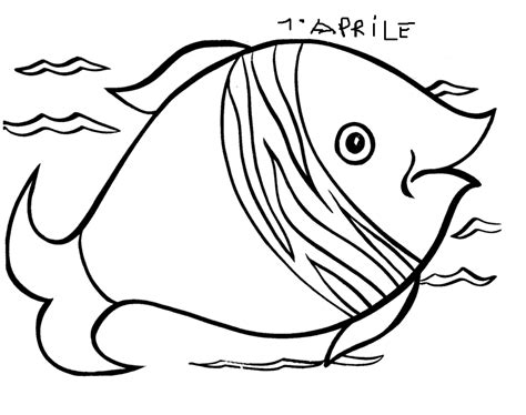 coloring pages of parrot fish pesce d aprile i disegni da colorare fotogallery donnaclick