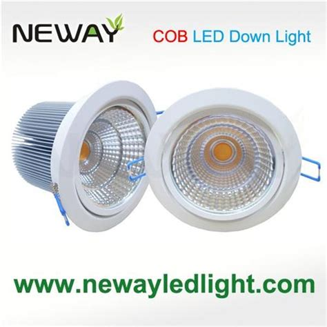 20w cob led recessed bathroom ceiling lights cob led