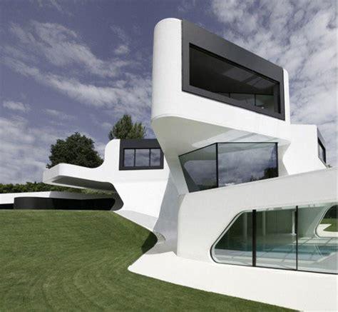 World S Best House Plans Fachada De Casa Minimalista Casa Dupli Por J Mayer H