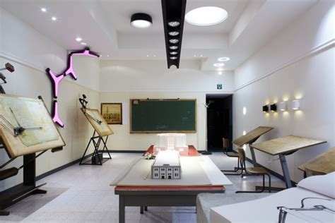 FURNITURE SHOWROOMS! Modular Academy showroom, Roeselare ? Belgium » Retail Design Blog