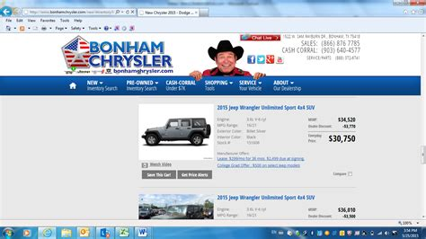 Bonham Chrysler Reviews by Top 16 Complaints And Reviews About Bonham Chrysler