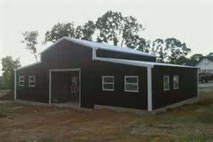 Steel Barns Prices Pole Barn Kit Prices