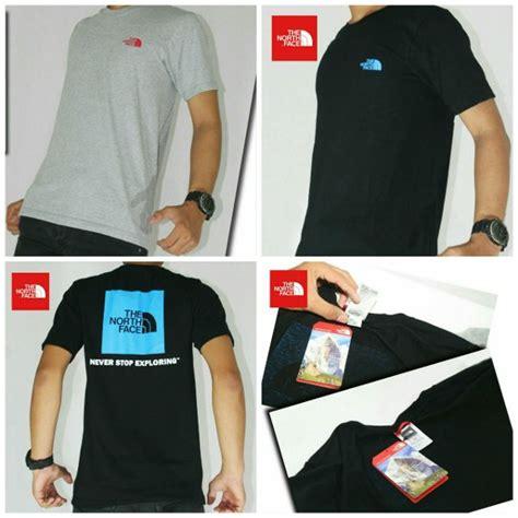 Kaos Tshirt Baju Raja At jual kaos tnf logo polos di lapak raja hutan sifaayun159
