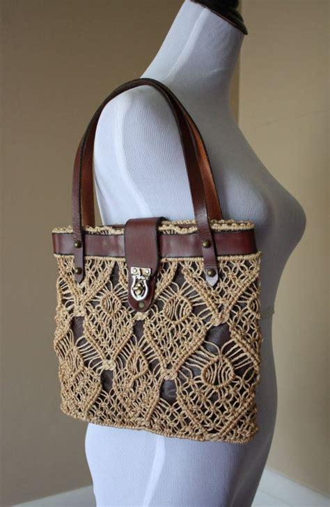 Tas Tangan Tali Kurhand Bag 1 17 best images about bolsos en macrame on clutches macrame and handbags
