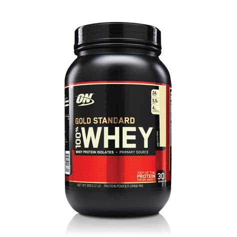 Whey Optimum Optimum Nutrition Optimum Nutrition Whey 100 Gold