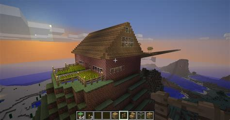 best houses in the world beautifull brick house best minecraft world ever minecraft project