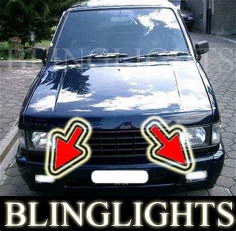Spare Part Isuzu Panther isuzu panther xenon bumper fog lights pair driving l ebay