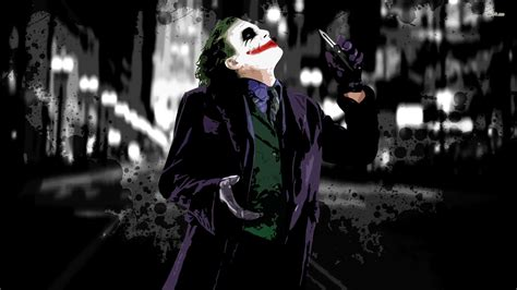 Four Of A Joker 1 heath ledger the joker heath ledger the joker wallpaper joker