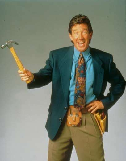 best 25 tim allen ideas on 90s tv shows