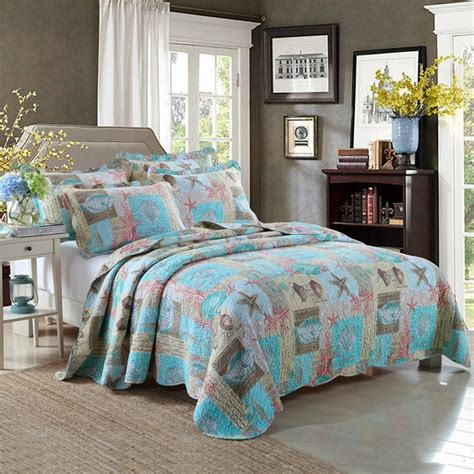 coastal quilts and coverlets best nautical quilts and nautical bedding sets