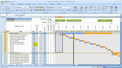 Construction Schedule Template Excel Free by Best Photos Of Excel Project Schedule Template Excel