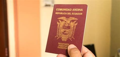de ecuador cree injustificado que europa siga pidiendo visado a los ecuador ve injustificado que europa pida visa a sus