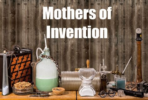 Bathroom Reader Inventions Mothers Of Invention
