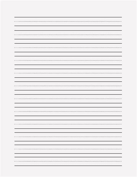 free printable writing paper dltk blank writing sheet with lines multimediadissertation
