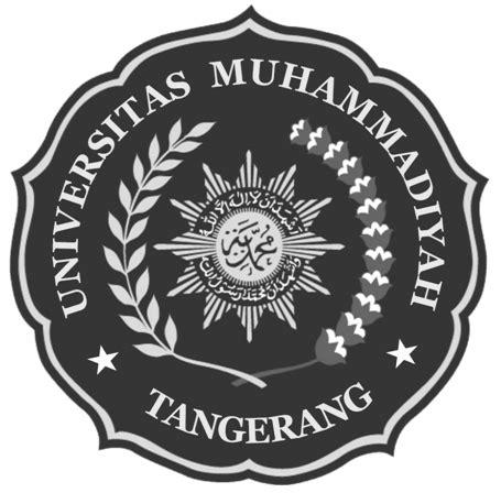 logo umt universitas muhammadiyah tangerang terbaru