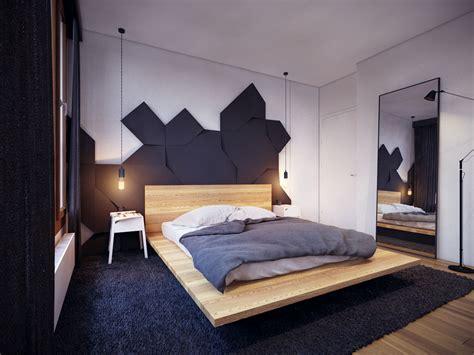deco chambre moderne design appartement moderne au design minimaliste et chaleureux 224
