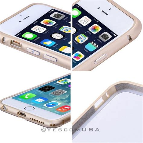 Sale Ultrathin Cover For Iphone 6 S Iphone 6 S luxury ultrathin gold frame cover for iphone 6 plus