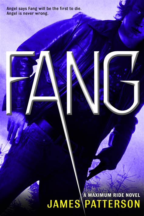 maximum ride series fang by patterson between the pages