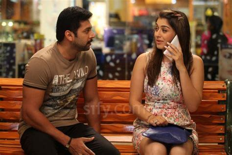 theme music of romeo juliet tamil movie first look jayam ravi and hansika in romeo juliet
