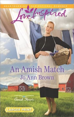 a for honor the amish matchmaker books an amish match amish hearts 2 by jo brown