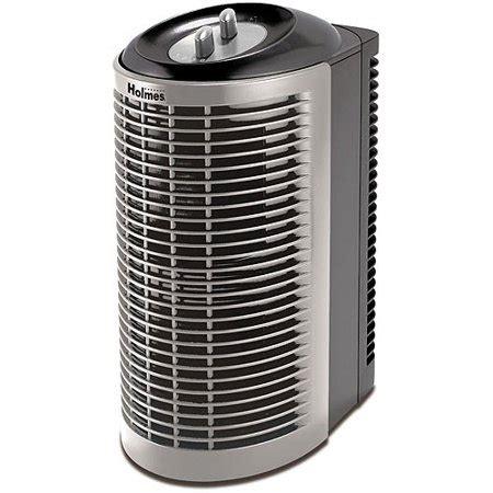jarden home environment hepa mini tower air purifier walmart