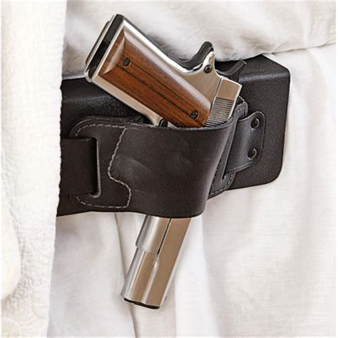 bed gun holster bed holster 160380 holsters at sportsman s guide