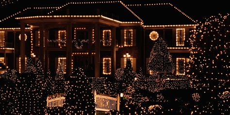where best top view christmas decoration lights in colorado springs 17 outdoor light decoration ideas outside lights display pictures