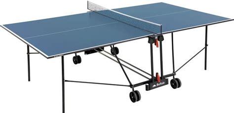 basic table tennis buffalo basic table tennis table indoor kickerkult