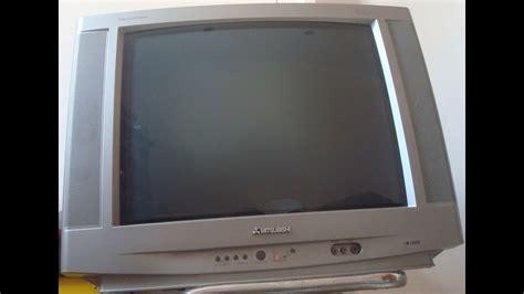 televisao mitsubishi tc ps  youtube