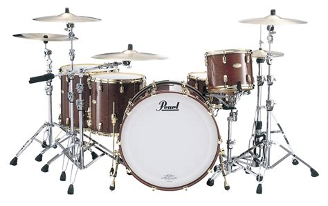 drum with pearl drums