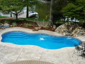 Small Home Pool Ideas Built In Pool Designs Small Backyard Pool Designs Ideas