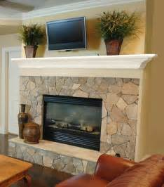 Decorating Ideas In Front Of Fireplace Interior Cool Fireplace Mantel Kits Decor With Glass